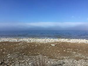 Utsikt mot Karlsöarna